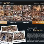Czech Harem Account 2014