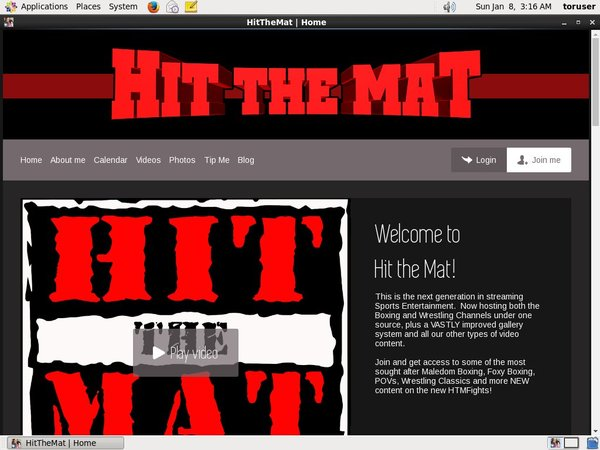 HitTheMat Account And Passwords