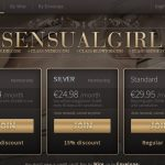 Mobile Sensualgirl Account