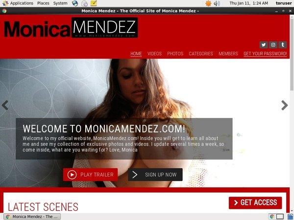 Monicamendez.com Usernames