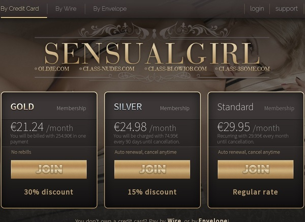 Sensual Girl Free Id