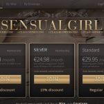Sensual Girl Password