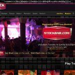 Stock Bar Acount