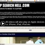Strip Search Hell Discreet