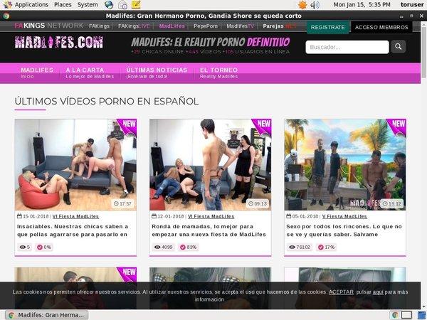Madlifescom reality show español cuarteto en la piscina