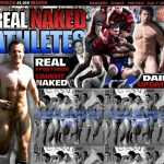 Real Naked Athletes Mit Bankkarte
