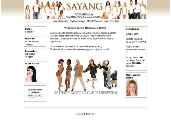 Sayang.nl Join With ClickandBuy