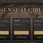 Sensual Girl Pass