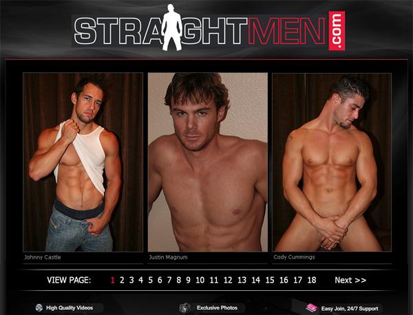 Free Straight Men Id And Password