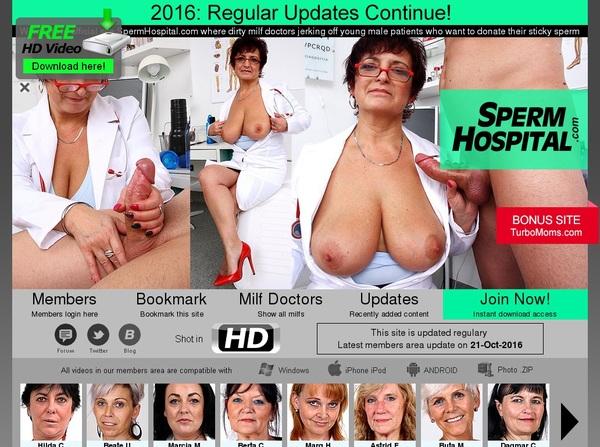 Free Login For Spermhospital