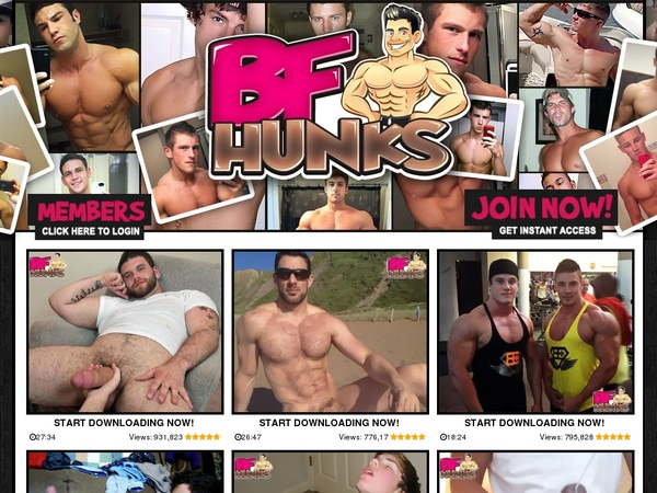 Joining BF Hunks